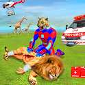 Police Animal Robot Rescue Mission icon