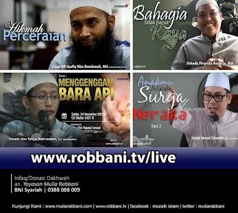 Robbani-TV-Kajian-Islam 1