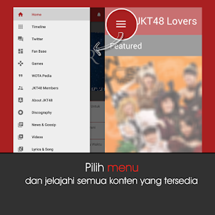 JKT48 Lovers- screenshot thumbnail