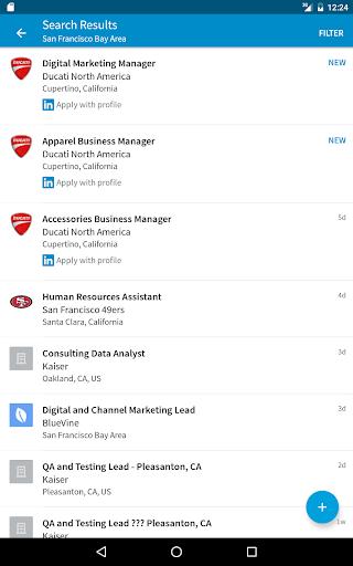 LinkedIn Job Search 1.25.5 screenshots 13