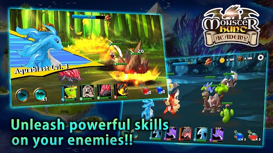 Monster Hunt Academy- screenshot thumbnail