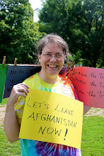 Photo: Let's Leave Afghanistan Now