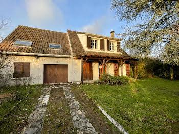 maison à Villeneuve-sur-Bellot (77)