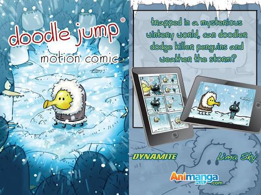 Doodle Jump Motion Comics Apk Download 7