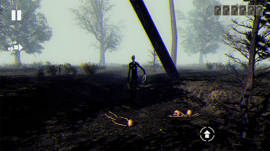 Slender Man Dark Forest v1.0