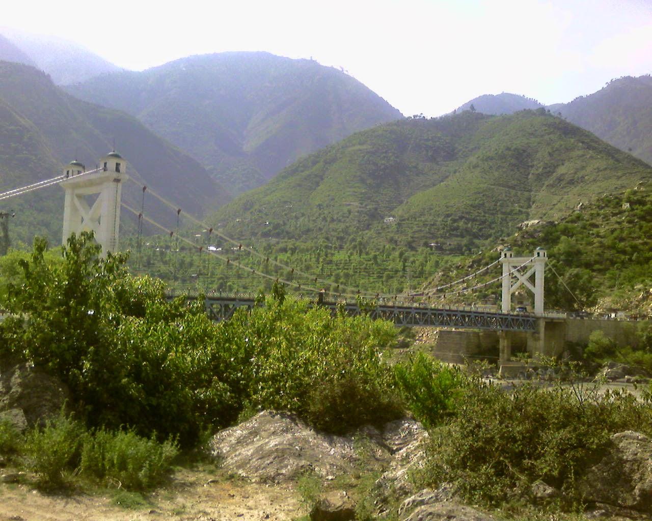 Thakot Bridge