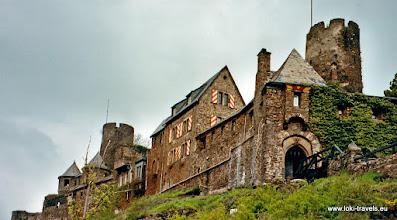 Photo: Alken. Burg Thurant.