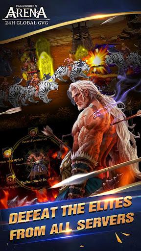Fallen Souls - Dragon Battle screenshot 12