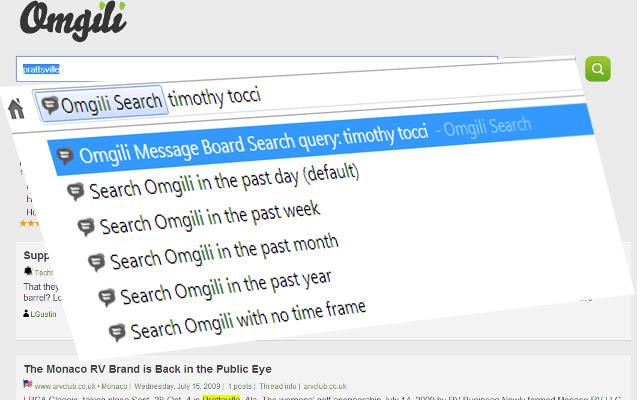 Omgili Search