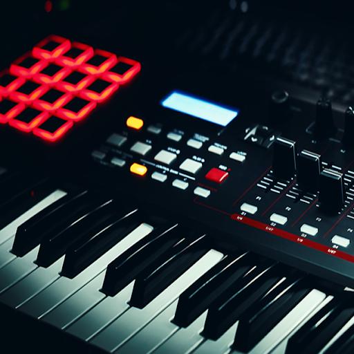 Electronic org organ 2018