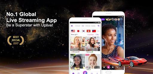 Uplive - Live Video Streaming App for PC