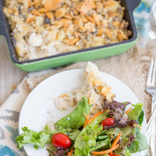 Poppy Seed Chicken Casserole