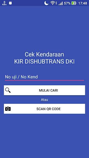 Cek KIR Jakarta  screenshots 1