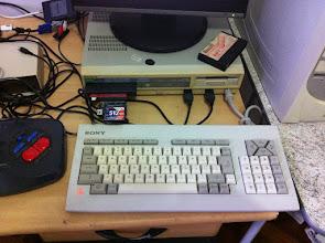 Photo: Um MSX pelo menos tinha que ter, né!?!?!