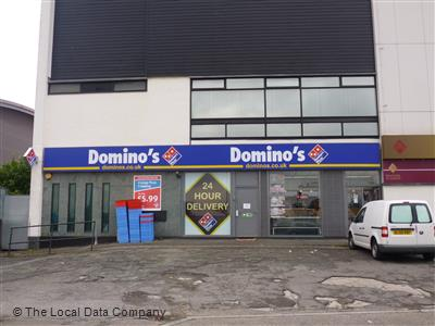 Dominos Pizza On Fletchamstead Highway Pizza Takeaway In
