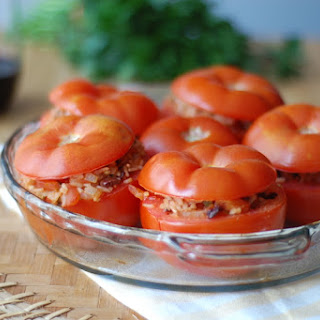 Vegan Stuffed Tomatoes Recipes.