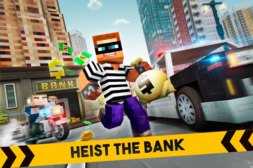 ud83dude94 Robber Race Escape ud83dude94 Police Car Gangster Chase 3.9.4 screenshots 4