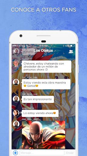 Anime y Manga Amino para Otakus en Espau00f1ol 1.11.23297 gameplay | AndroidFC 2