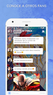 Descargar Anime y Manga Amino para Otakus en Español para PC ✔️ (Windows 10/8/7 o Mac) 2