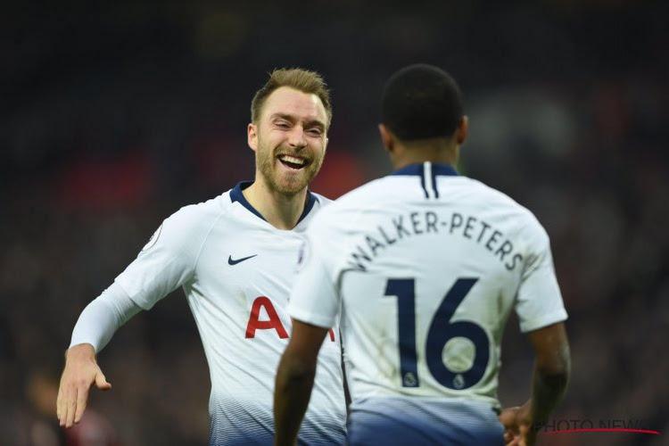 """Tottenham-coach over Eriksen: """"Dit is voor niemand goed"""""""