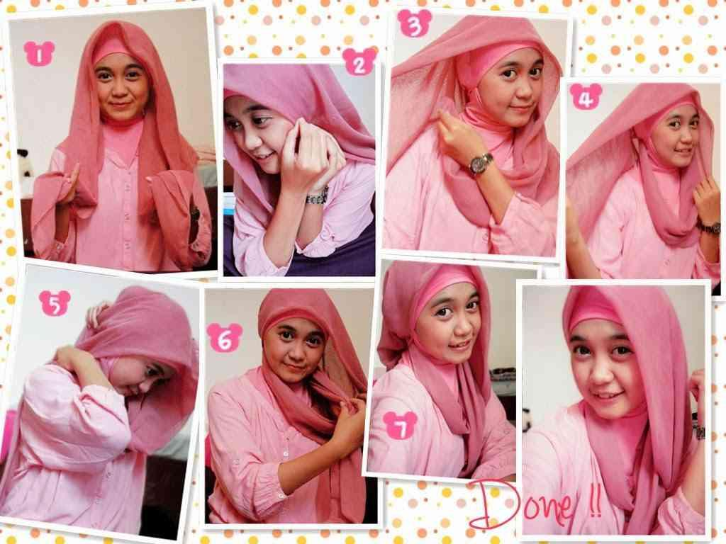 Modern Hijab Tutorial Apl Android Di Google Play