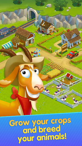 Golden Farm: Happy Farming Day 1.7.1 {cheat|hack|gameplay|apk mod|resources generator} 2