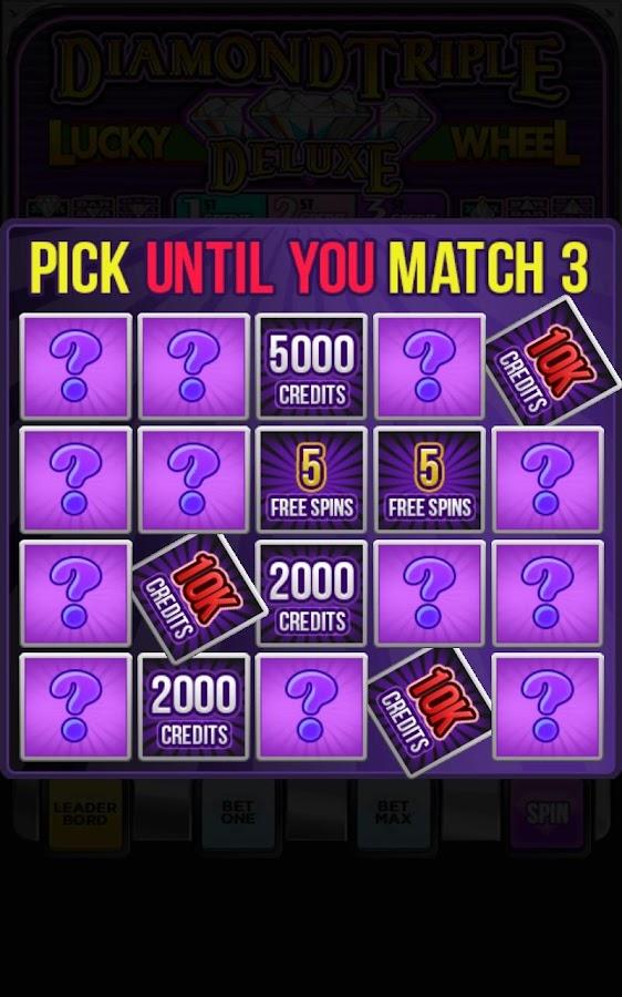 Diamond slot machine free