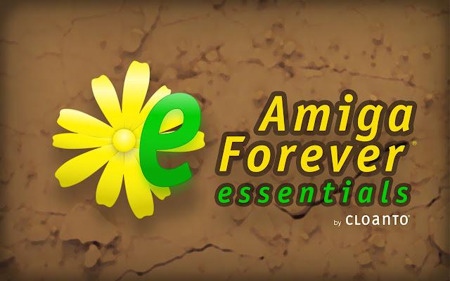 Amiga Forever Essentials