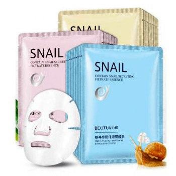 snail mask