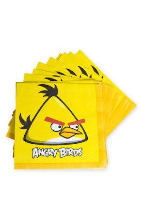 Angry birds servetter