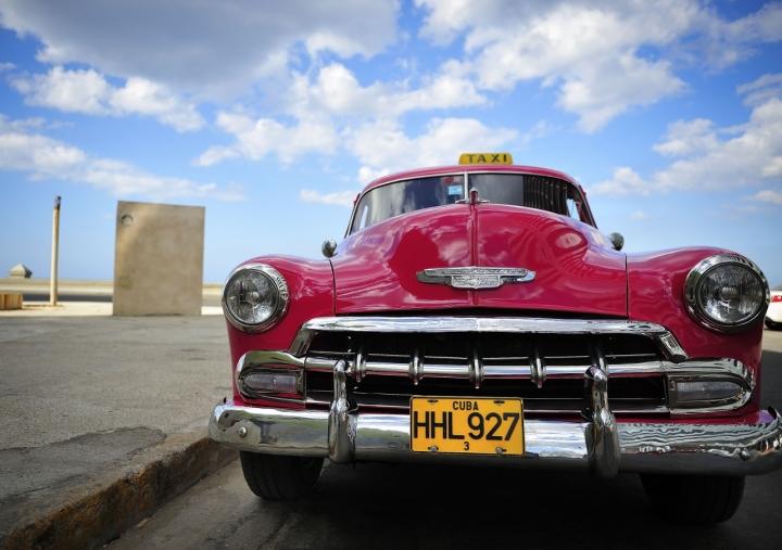 Cuba Taxi di Giuseppeseya