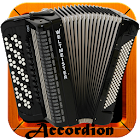 Accordion play icon