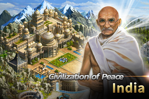 Civilization War - Battle Strategy War Game apklade screenshots 2
