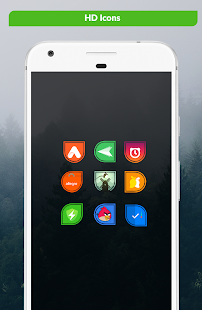Sailfish - Icon Pack Screenshot