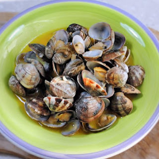 Clams In Wine Butter Garlic Sauce Recipes