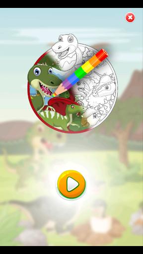 Coloring Jurassic world