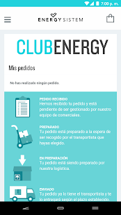 Club Energy: miniatura de captura de pantalla