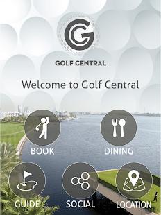 Golf-Central - náhled