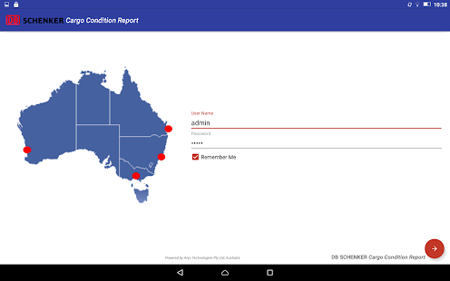 App DBS Cargo Condition Reports APK for Windows Phone