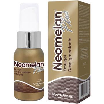 Gel Novaderma Neomelan