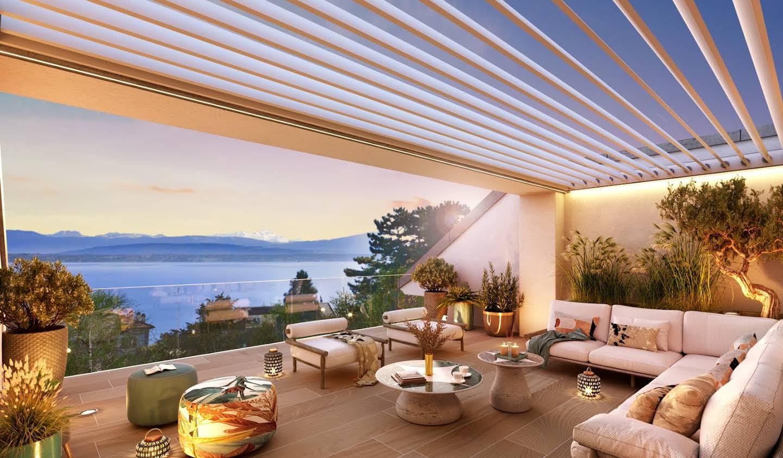 Appartement contemporain avec terrasse Nyon