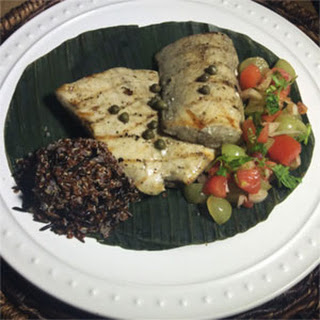 Lime Marinated Grilled Mahi-Mahi