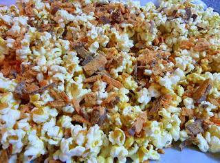 Butterfinger Popcorn Recipe