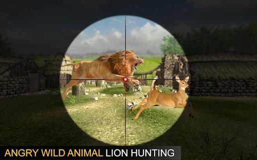 Deer Hunting Season Safari Hunt 1.0 screenshots 4