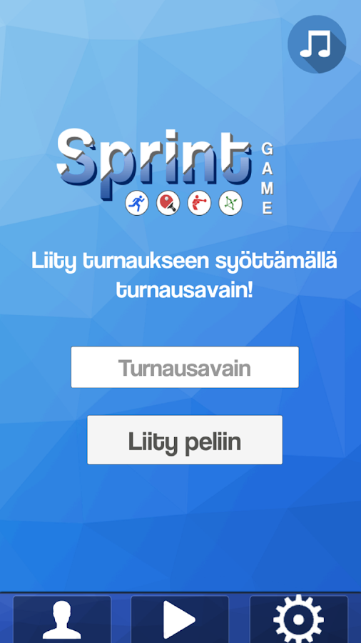 SprintGame- screenshot