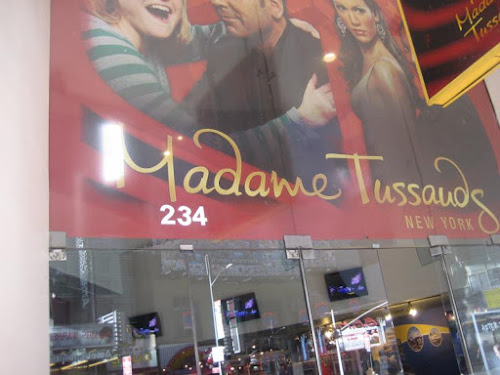 Photo Madame Tussauds