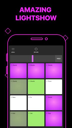 Electro Drum Pads 24 - Music & Beat Maker 2.5.5 screenshots 2