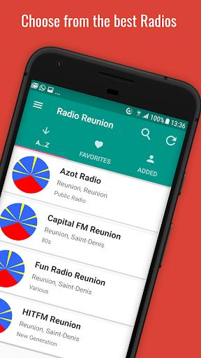 Radio Reunion ??? 1.0 screenshots 1