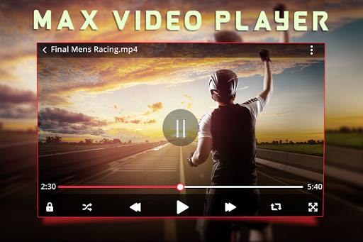 MAX HD Video Player : HD Video Player 1.0.3 screenshots 1
