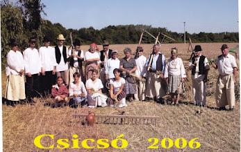 Photo: Csicsó, hagyományőrző napok 2006
